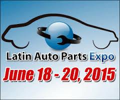Latin Auto Parts Expo 2015