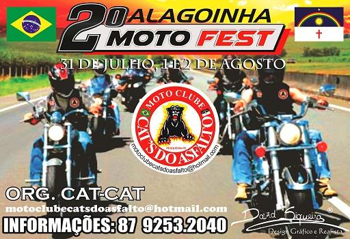 2º Alagoinha Moto Fest