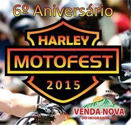 6º Harley Moto Fest