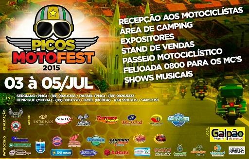 Picos Moto Fest – PI
