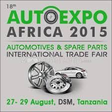 AutoExpo Africa 2015 – 18ª edição