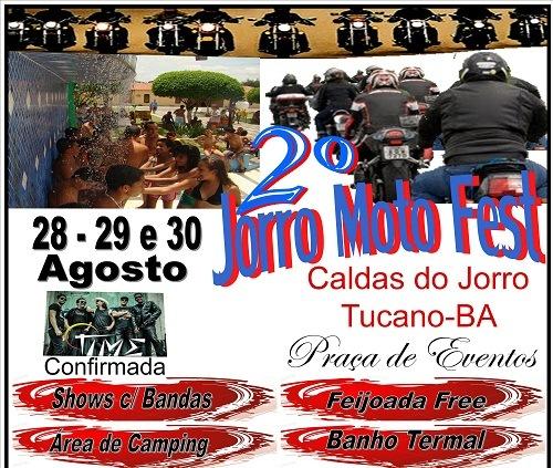 Jorro Moto Fest – 2ª edição