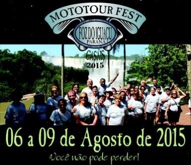 Mototourfest CASAIS – Foz do Iguaçu – PR – 5ª Edição