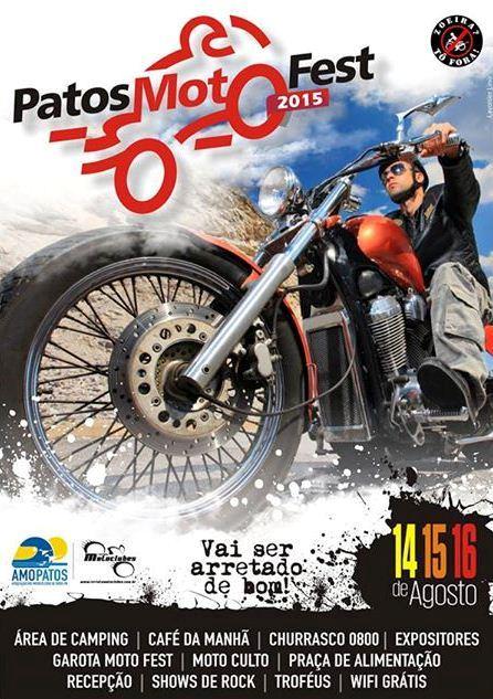 Patos Moto Fest 2015