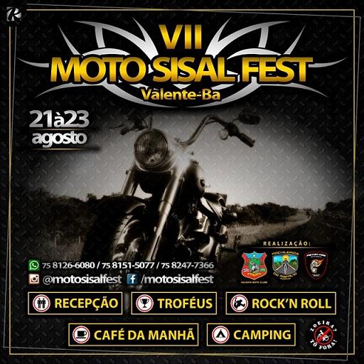 VII Moto Sisal Fest