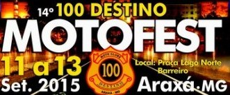 100 Destinos Motofest – 14ª edição
