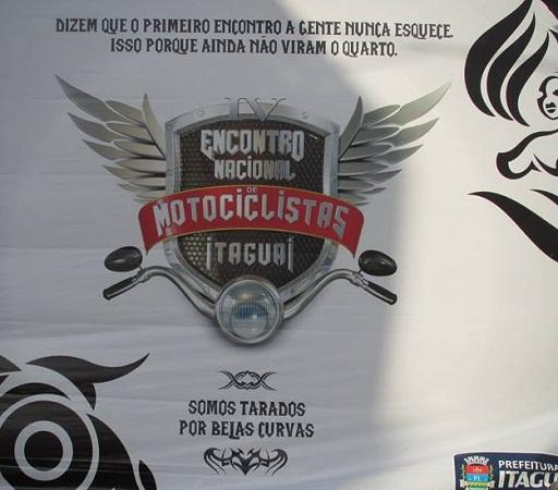 Encontro Nacional de Motociclistas de Itaguaí – 4ª edição