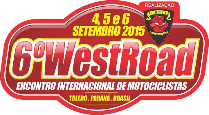 West Road – 6ª edição