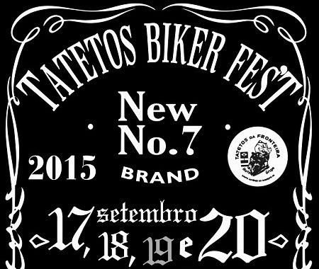 Tatetos Biker Fest 2015 – 7ª edição