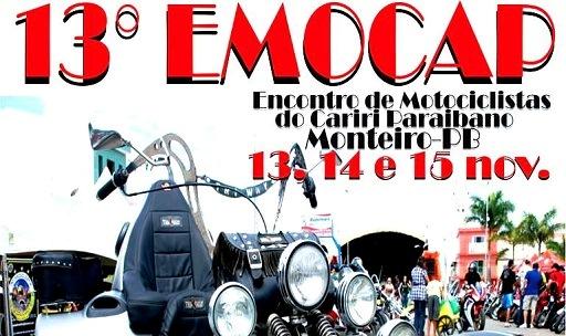 EMOCAP – 13 edição