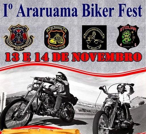 Araruama Biker Fest – 1ª edição