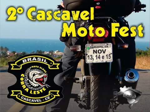 Cascavel Moto Fest – 2ª edição