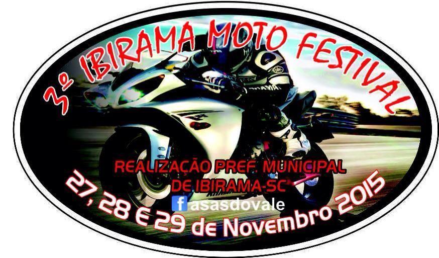 Ibirama Moto Festival – 3ª edição