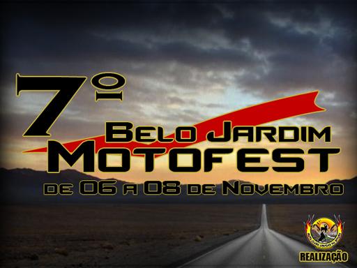 Belo Jardim Moto Fest – 7ª edição