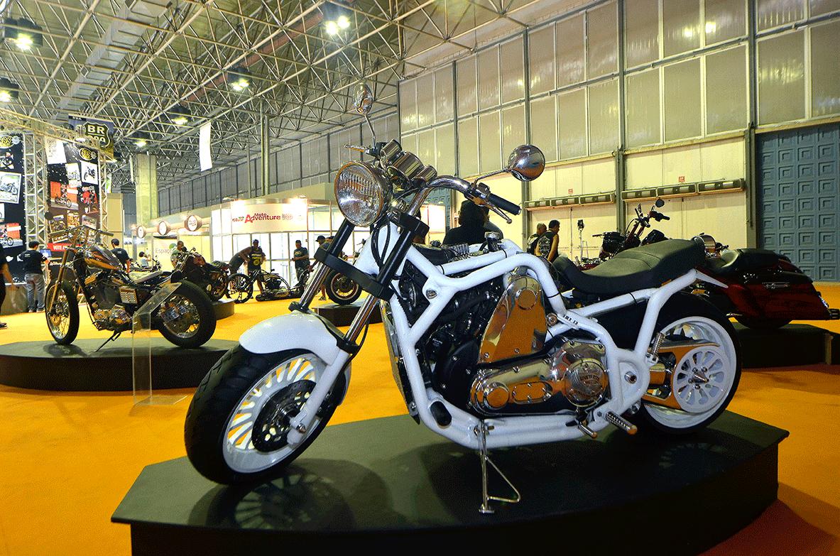 Salão Moto Brasil – RJ