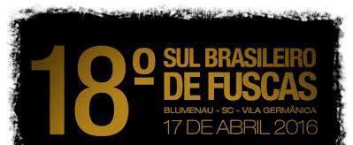 18º Encontro Sul Brasileiro de Fuscas em blumenau/SC