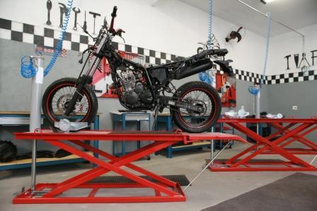 Saiba o que precisa para montar seu motocenter.