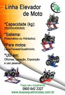 Rampas para moto
