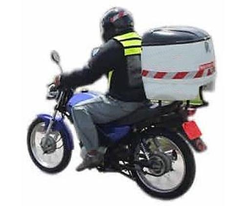 Motoboy/Motofrete -> atualiza-se sobre a legislação vigente.