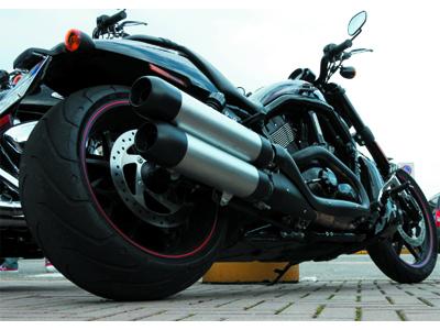 Melhore o escapamento de sua Harley ou de sua caminhonete.