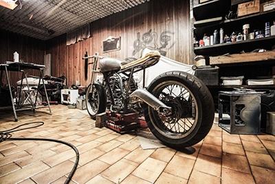 Motocicletas de final de semana. Conheça alguns cuidados.