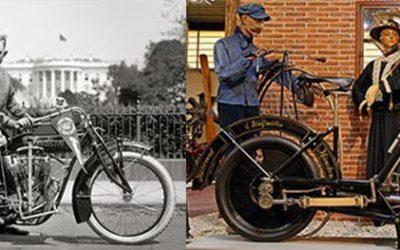 Motocicleta – Do seu nascimento ao sucesso mundial.