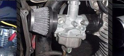 Filtro de Ar para Motocicleta. É importante?